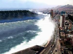 Cosa fare in caso di tsunami?