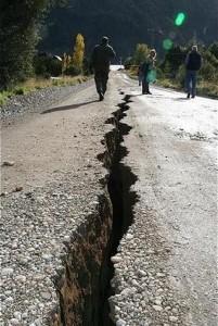 Terremoti: a pochi secondi dal sisma