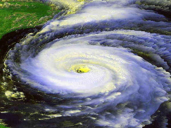 Gli uragani saranno più devastanti