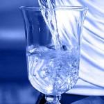 L'acqua minerale e oligominerale
