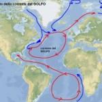 Perché è estremamente importante la Corrente del Golfo?