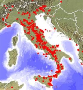 500 mini scosse in Calabria dal 2010 ad oggi