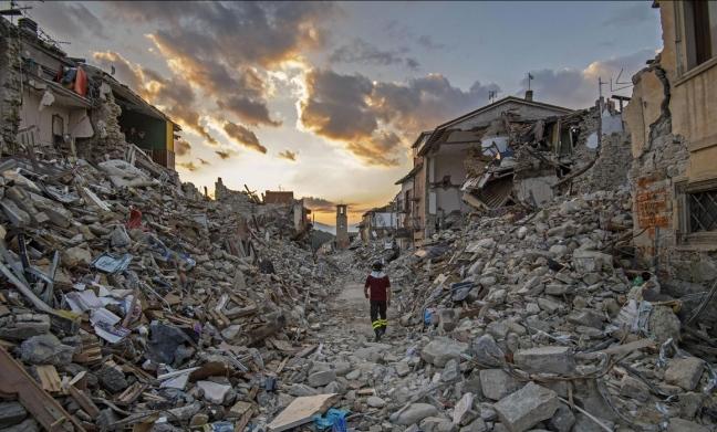 Ecco come si forma il terremoto e lo tsunami.