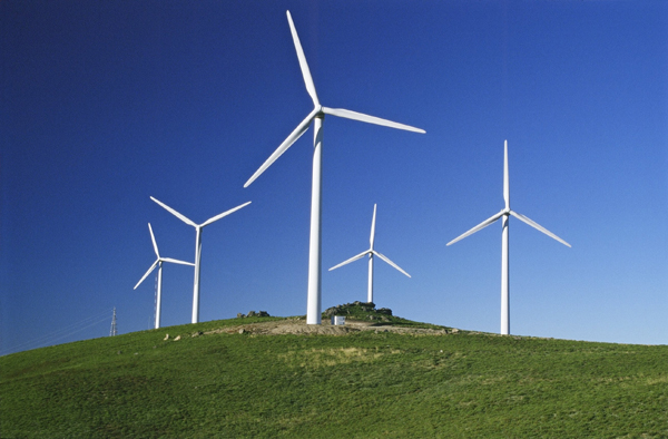 L'energia eolica.