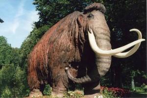 scomparsa mammut