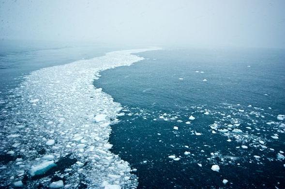 riscaldamento oceani è evidente