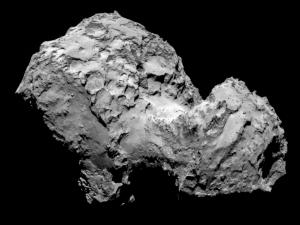 Ossigeno molecolare trovato su una cometa