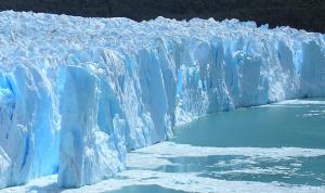 La calotta glaciale artica è in forte diminuzione.