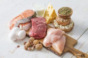 proteine dimagrire