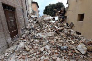 il terremoto in centro italia