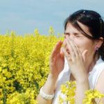 allergia primaverile allontanarla