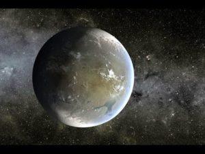 Kepler 62F esopianeta