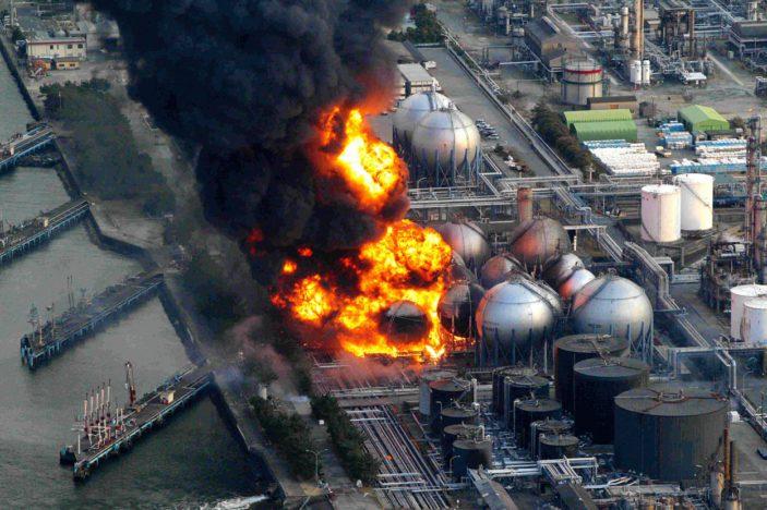 Incidenti nucleari tra i più gravi.