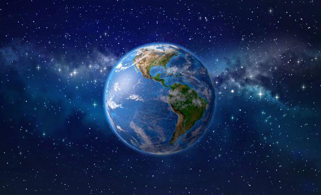 La Terra.