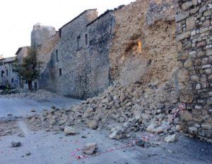 I terremoti più forti in Italia dal 1900.