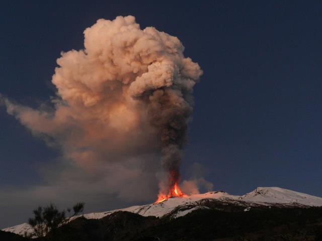 Ecco il vulcano più alto d'Europa.